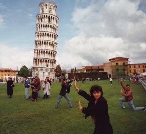 © Martin Parr - Pisa, Italy, 1987-94