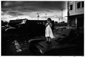© Christine Spengler - Nicaragua, Managua, 1981