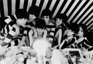 Still from the movie 'Who are you Polly Maggoo', 1966