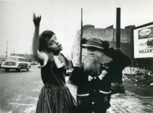 Dance in Brooklyn, New-York, 1954 © William Klein