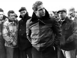 """""""Sur les quais"""", réalisé par Elia Kazan, sorti en 1954."""