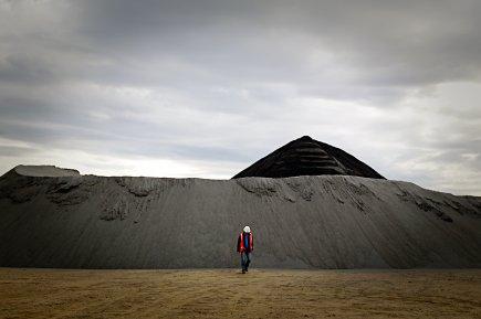 En partenariat avec la société canadienne Adriana Resources, Wisco (Wuhan Iron And Steel Group Corp.) veut réaliser au Nunavik le plus grand projet minier de l'histoire du Canada. Photo: François Roy, archives La Presse.