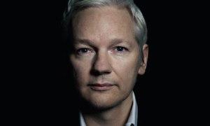 Julien Assange, par Gian Paul Lozza pour le Guardian