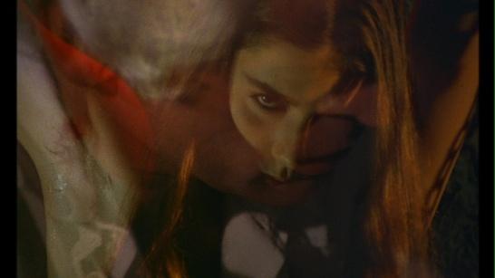 Romina Power dans Marquis de Sade : Justine, sorti en 1969 et réalisé par Jesùs Franco. Il est l'adaptation de Justine ou les Malheurs de la vertu, de Sade.