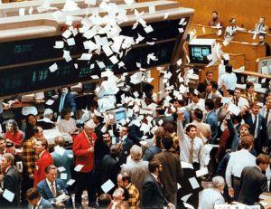 Le « Lundi noir » de la Bourse de Toronto, le 20 octobre 1987 (Canada Wide)