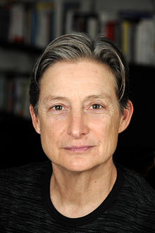 Judith Butler, en 2012.
