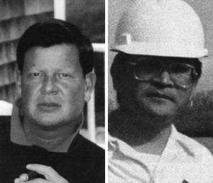 Thierry Imbot (à gauche), agent de la DGSE, fils de René Imbot, est mort le 10 octobre 2000, d'une chute du quatrième étage de son appartement parisien. Il s'occupait des dossiers économiques français à Taiwan et s'apprêtait à faire des révélations sur l'Affaire des Frégates à la presse. L'enquête a conclut à une chute accidentelle. Le capitaine Yin Ching-feng, membre de la marine taiwainaise, est retrouvé dans l'eau par des pêcheurs en 1993. sa femme expliqua plus tard au juge Renaud Van Ruymbeke, que son mari avait soulevé des défauts des frégates et s'étaient opposé à ce contrat.