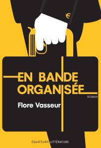 Le dernier romande Flore Vasseur,«En bande organisée», est parsemé de QR Codes, renvoyant à des articles de presse, des annonces defilm, des chansons... Un livre en réalité augmentée !