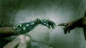 dessin-transhumanisme-transhumaniste-immortalite-david-hervy-singularite