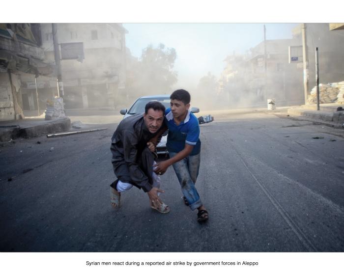 Photo : Ahmeed Deeb