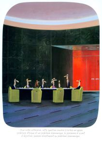 Le monde du travail par Voutch : l'éthique.