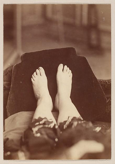 La Comtesse de Castiglione, 1er août 1894. Photo : Pierre-Louis Pierson / Gilman Collection, Gift of The Howard Gilman Foundation, 2005, Metropolitan Museum