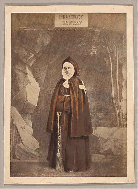 La Comtesse de Castiglione, 1863. Photo : Pierre-Louis Pierson / Gilman Collection, Gift of The Howard Gilman Foundation, 2005, Metropolitan Museum