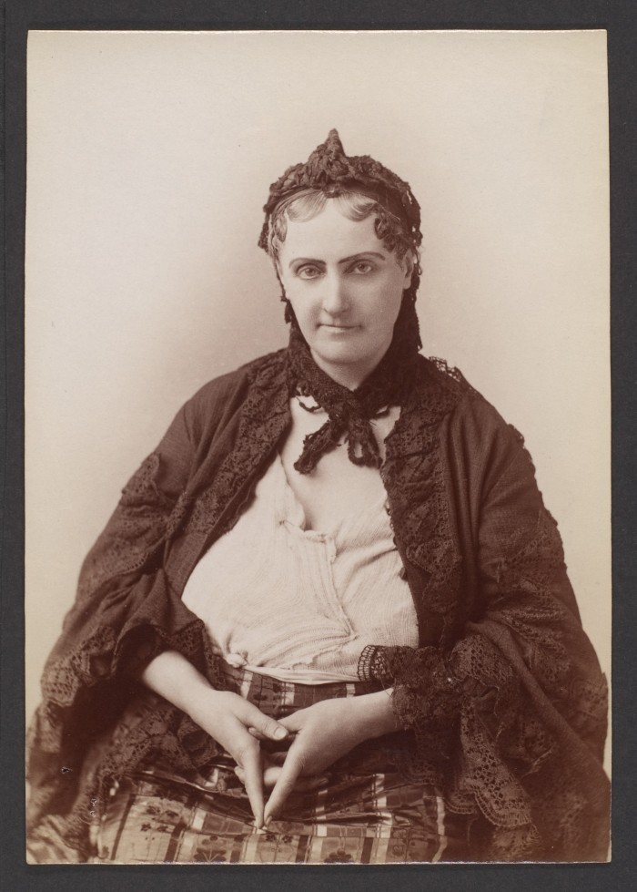 La Comtesse de Castiglione, 1895. Photo : Pierre-Louis Pierson / Gilman Collection, Gift of The Howard Gilman Foundation, 2005, Metropolitan Museum