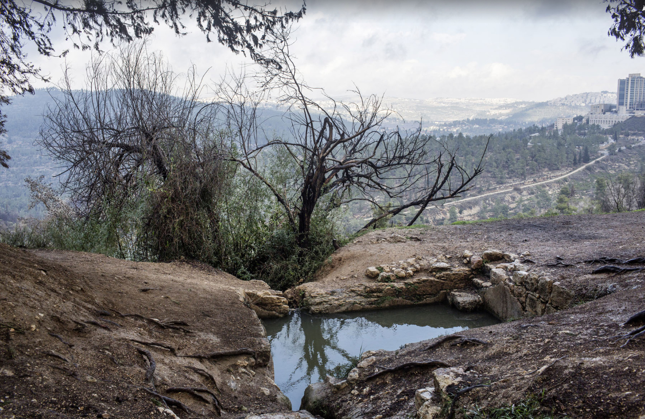 Secret dating spots in Jerusalem, d'OREN ZIV / Amours Interdites, d'Arte et Baozi Production
