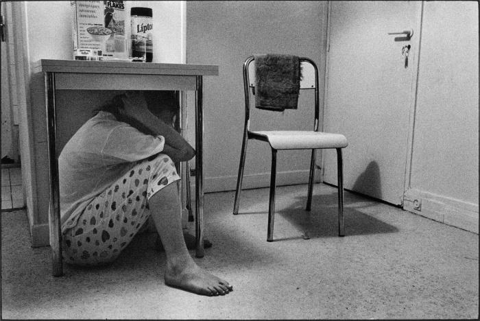 Lizzie Sadin / Est-ce ainsi que les femmes vivent ? 1998