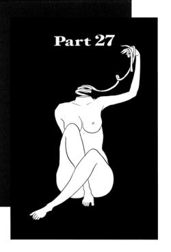 Sexuadoll (Sekusadôru), manga d'Ishinomori Shotarô (1970-1972). L'histoire d'un célibataire déplaisant qui reçoit un carton d'origine inconnue, qui contient un robot femelle nu, chargé de reccueillir la semence des hommes pour la rapporter d'oû elle vient.