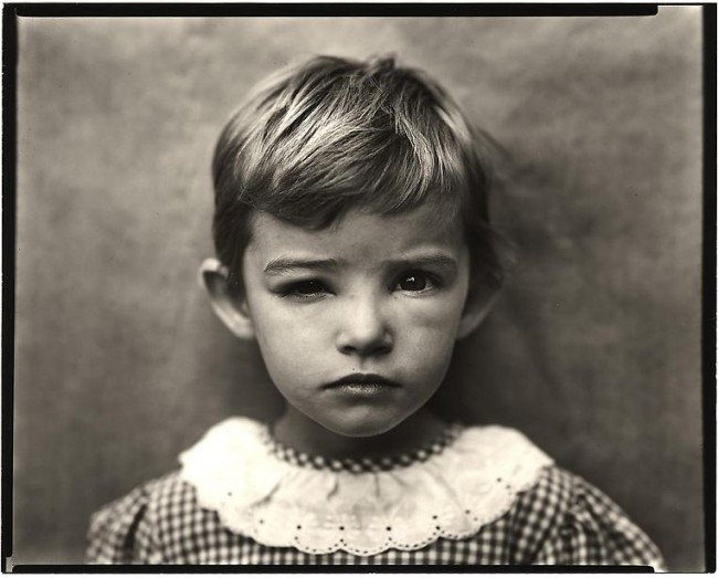 Sally Mann/ Damaged Child