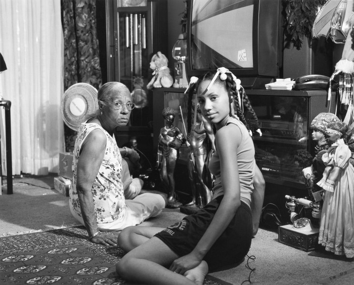 Grandma Ruby And Me, 2005 / LaToya Ruby Frazier
