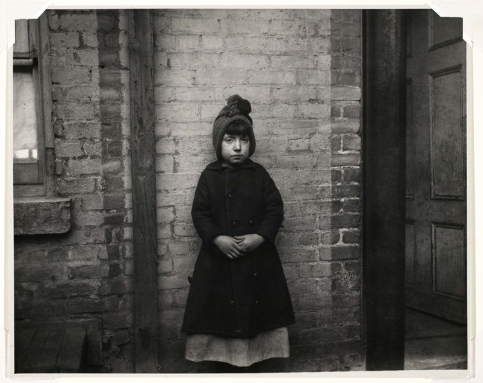 """I Scrubs."" - Katie, who Keeps House in West Forty-ninth Street / Jacob Riis."