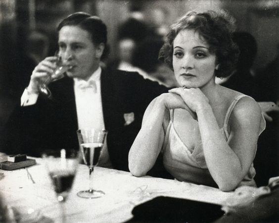 Marlene Dietrich et son mari, Eric Sieber, Berlin, 1929. Alfred Eisenstaedt.