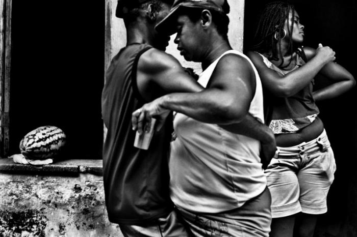 Samba, Brazil, 2009 | RESIST by Sebastian Liste / NOOR