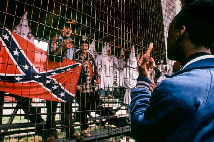 F*ck the KKK, USA, 1990 | RESIST by Nina Berman / NOOR