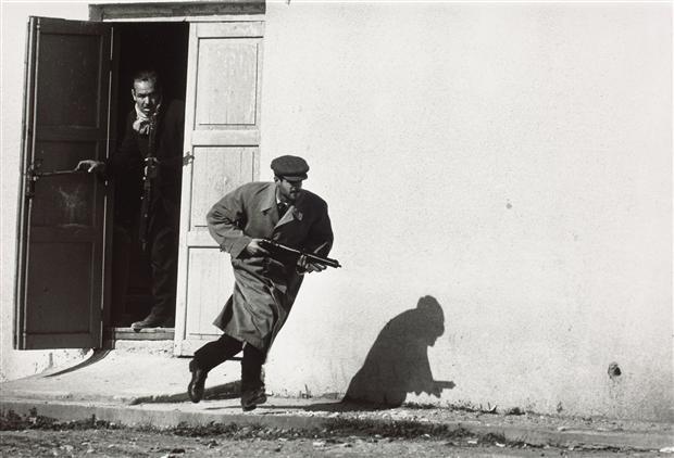 Bandits turcs, Limassol, Chypre, 1964.