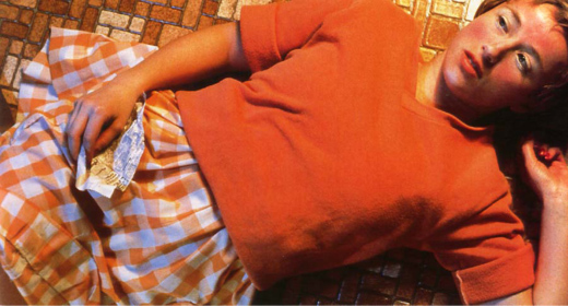 Cindy Sherman. Untitled #96. 1981