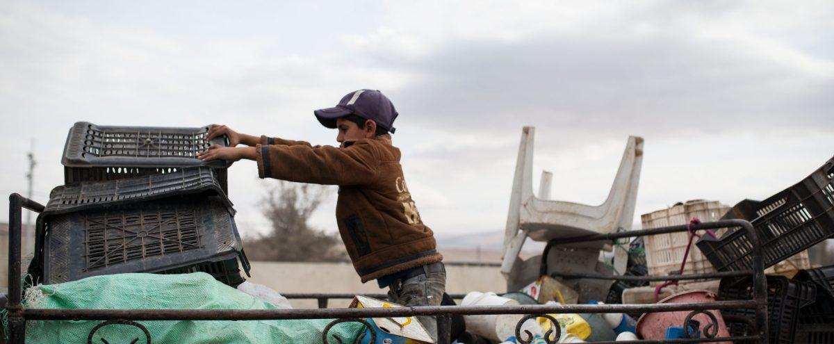 Les jeunes réfugiés ont-ils envie de retourner en Syrie ?